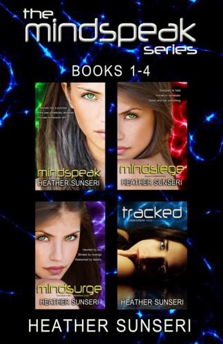 Mindspeak Box Set - 2