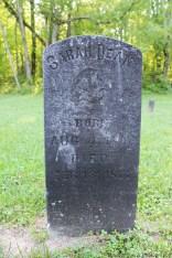 Sarah Dean, wife of James