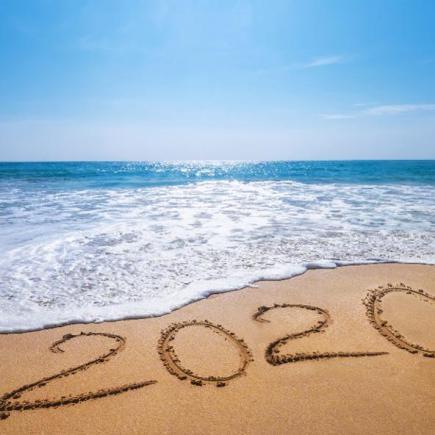 2020 beach