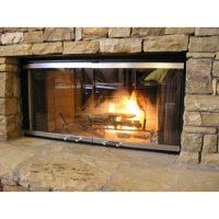 Replacement Glass Doors - Heatilator Fireplace Doors