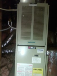 Heating and air in Mcdonough Ga