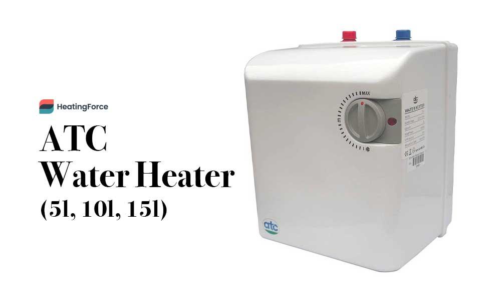 best under sink water heater on the