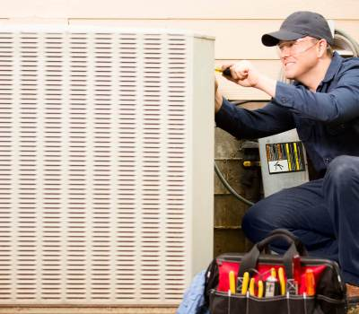 Spot Free HVAC Air Condition Repair Installation Replacement