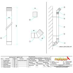 Firebird Boiler Thermostat Wiring Diagram Nissan Navara Towbar 5 Plume Dispersal Starter Kit Pdk005set Buy