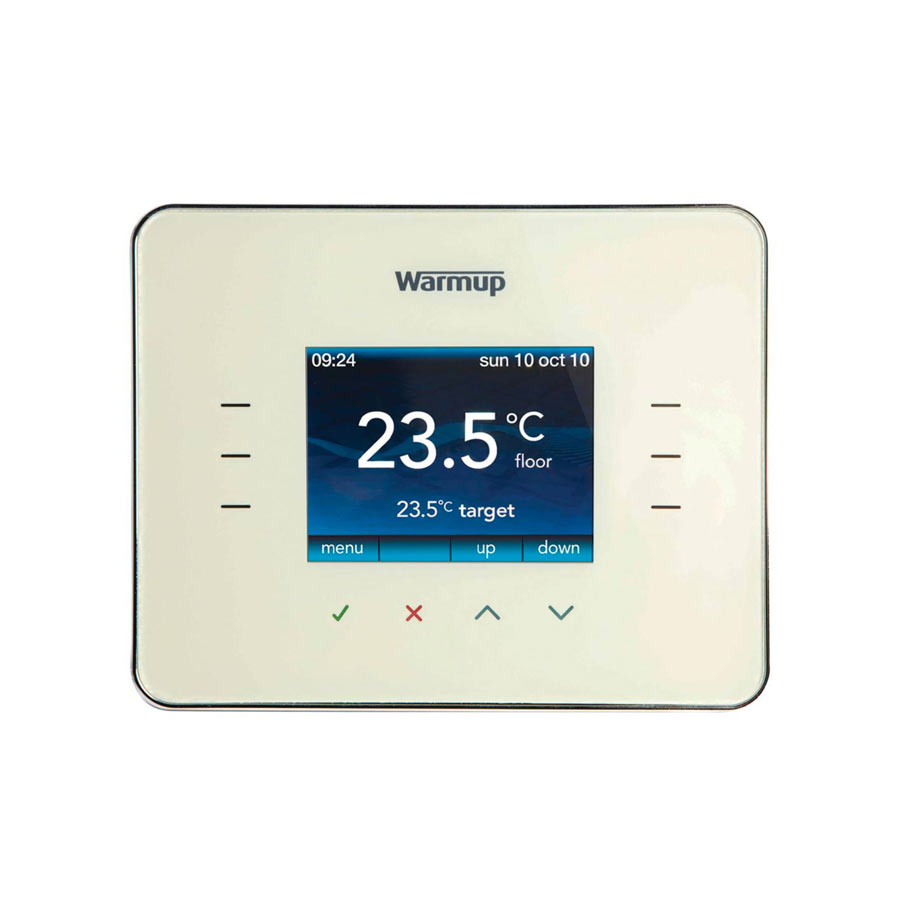 hight resolution of warmup loose wire underfloor heating kit 150w m 3ie cream