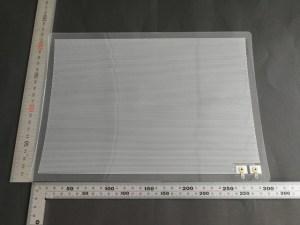 アルミ箔フィルムヒーター AL-AC-A4