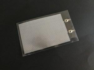 アルミ箔フィルムヒーター A8サイズ