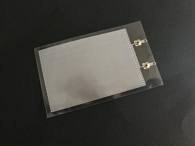 アルミ箔フィルムヒーター AL-DC-A8