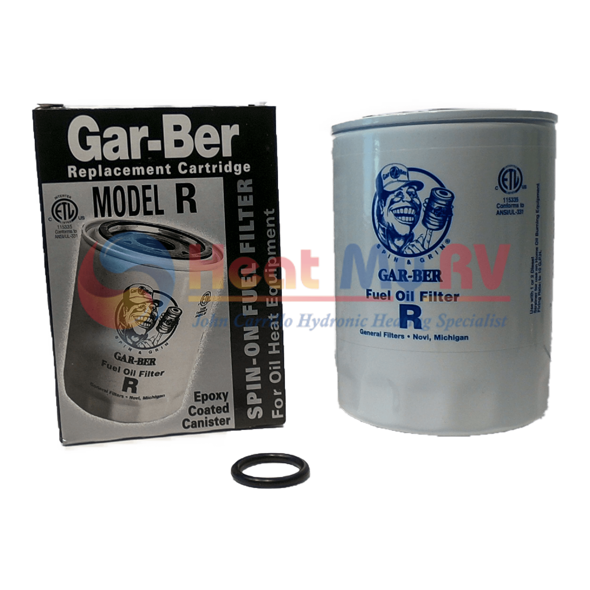 hight resolution of garber r fuel filter aqua hot rv hydronic heating fle 120 100