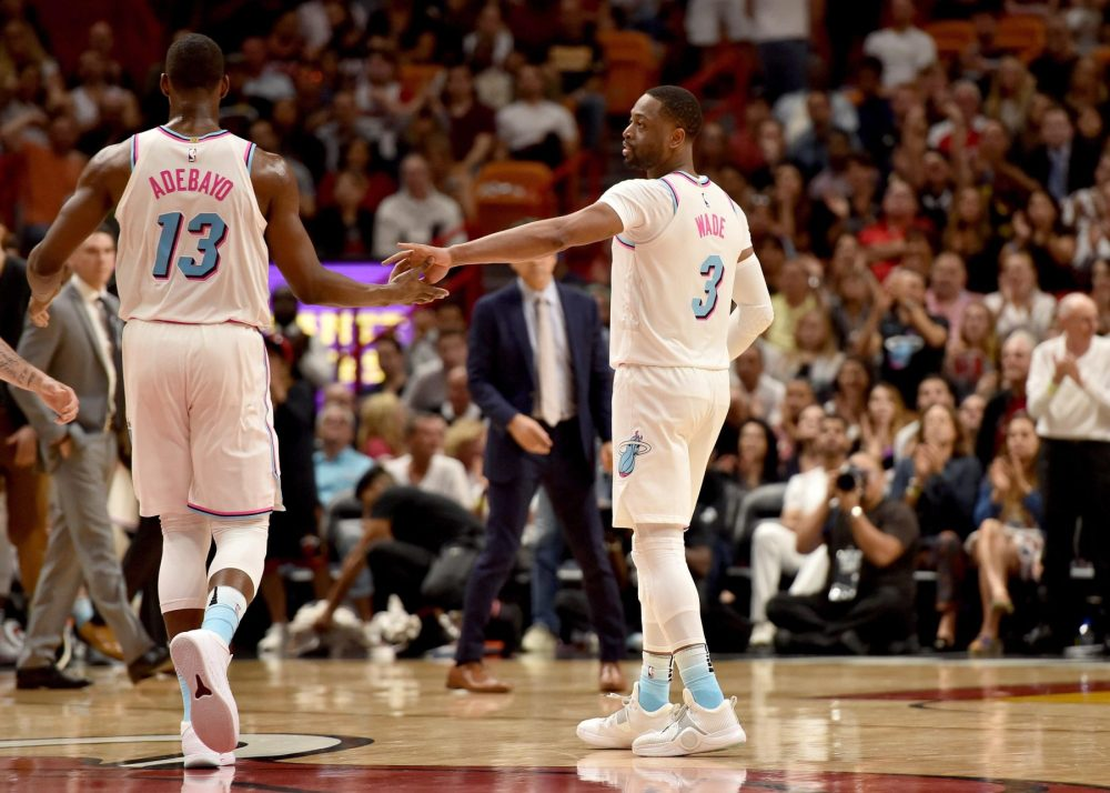 Dwyane Wade Indicates Bam Adebayo Should Win Major NBA Award ...