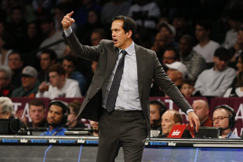Video: Erik Spoelstra Absolutely Rips Apart City of Cleveland - Heat Nation