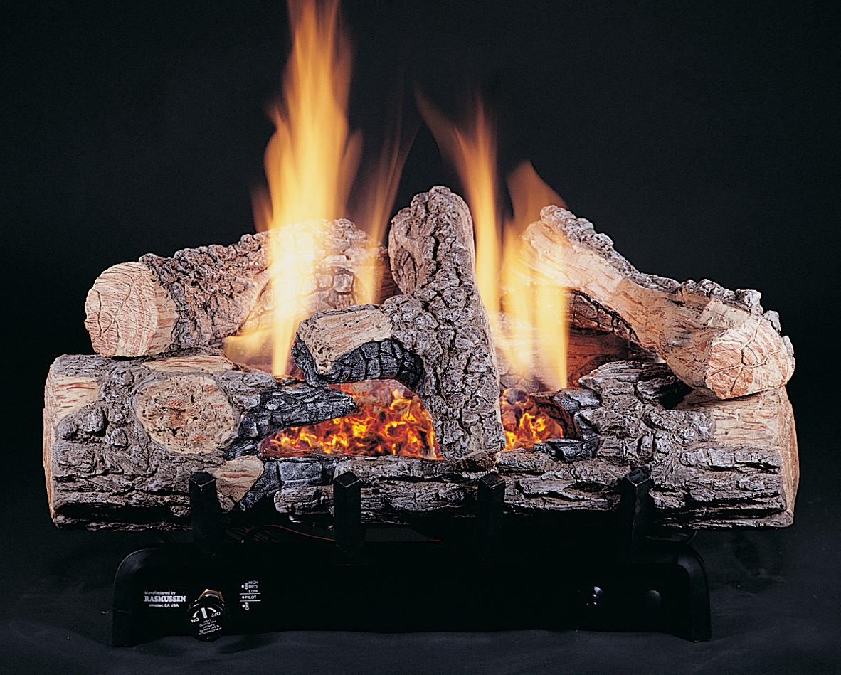 Modern Gas Logs  Gas Fireplace Logs in Okemos MI