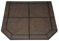 Fireplace Hearth Pad | Wood Stove Pad | Heat'n Sweep