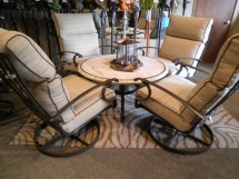Manor Patio Conversation Set
