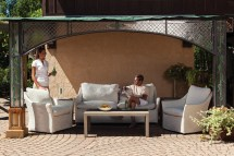 Aluminum Seating Hot Tubs Fireplaces Patio Furniture
