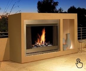 brown jordan outdoor kitchens kitchen pot racks hot tubs, fireplaces, patio furniture - heat 'n sweep