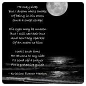 He Sleeps