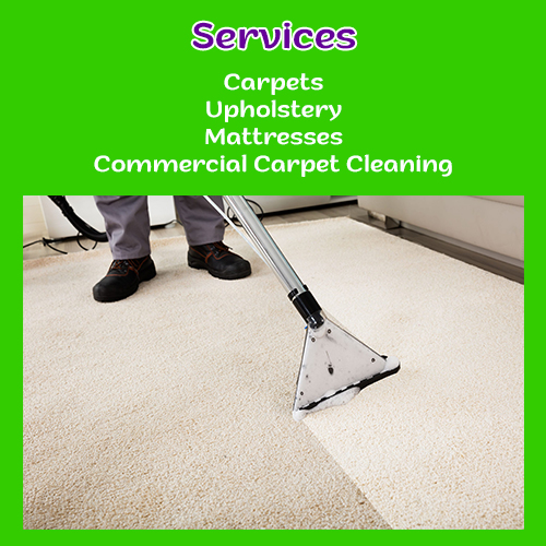 heaton carpet cleaning services