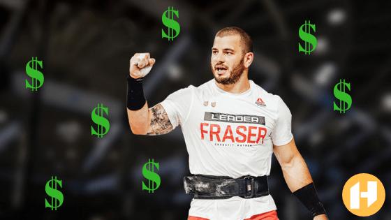 Mat Fraser Prize Money