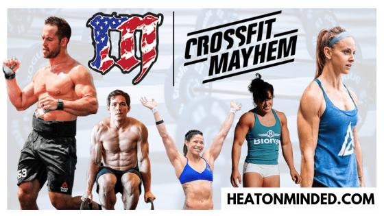 Crossfit Mayhem Freedom 2020