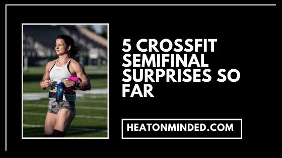 Crossfit Semifinals