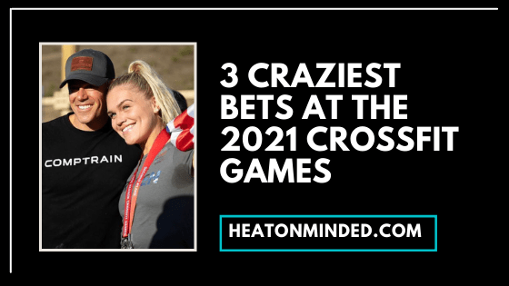 crossfit games 2021 betting