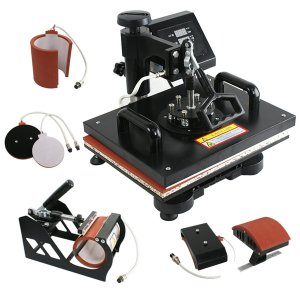 Best Budget Heat Press - Multi Function Swing Away