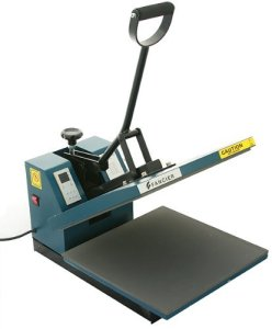 Powerpress Clamshell Heat Press