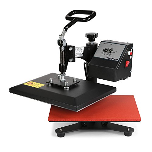 Mophorn Digital Swing Away 12×10 inch Rigid Steel Heat Press Machine