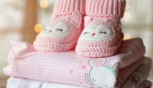 DIY Baby Clothes as heatpress gifts