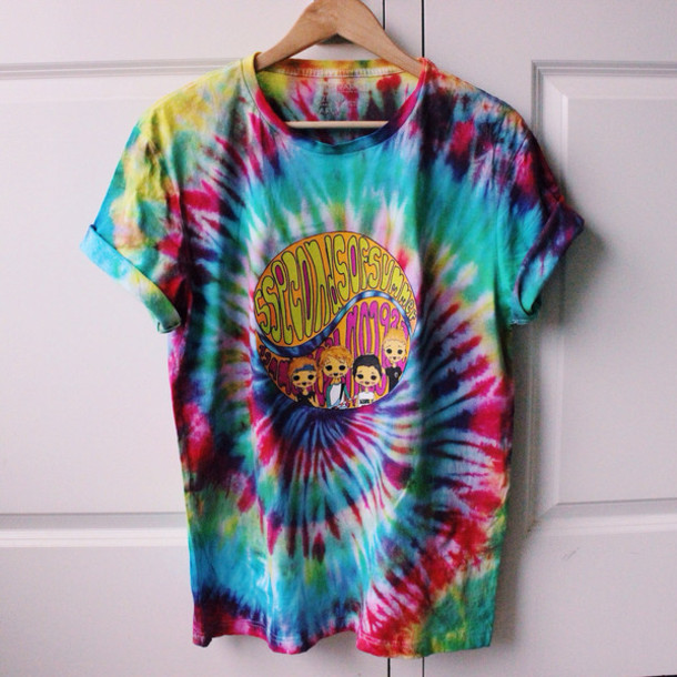 awesome tie dye