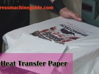 Important things to look When Using Heat Transfer Paper