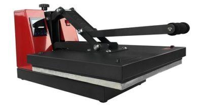 Digital heat press machine starter bundle