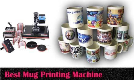 Top 3 Best Mug Printing Machine 2017