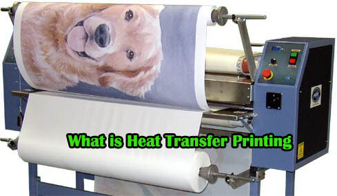What is Heat transfer printing