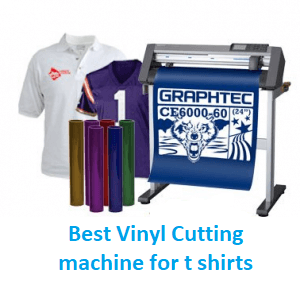 Best Vinyl Cutting machine for t shirts in 2017 | Best Heatpress Machine