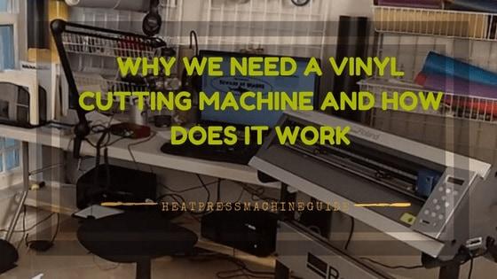 usage of vinyl cutting machine