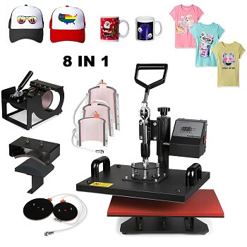 best t shirt press machine