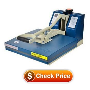 Powerpress Digital Heat Press