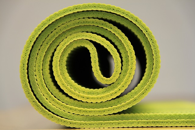 yoga mat can be one of the personalized gifts for your loved ones