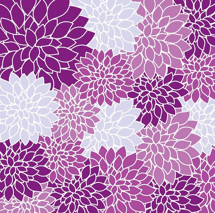 floral cutout paperwork