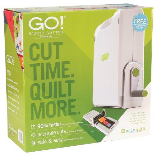 AccuQuilt GO Fabric Cutter