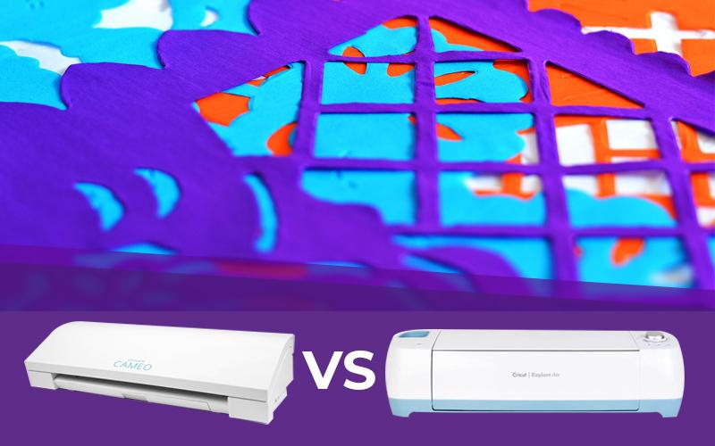 silhouette vs cricut