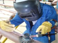 2G Welding Position on Pipe