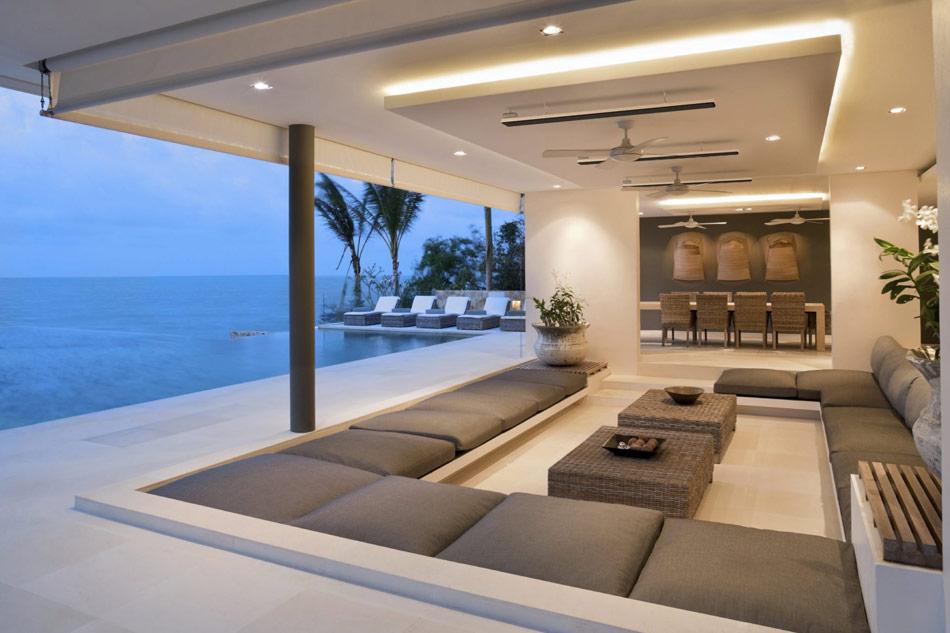indoor outdoor patio electric radiant