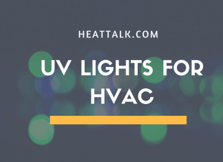 UV LIGHT FOR HVAC
