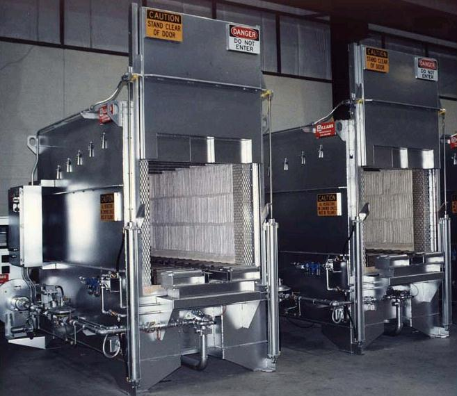 Heat Treat Batch Furnace