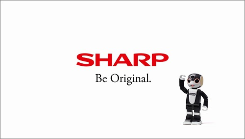 Powered by Foxconn, Sharp claim to be intimate to serve