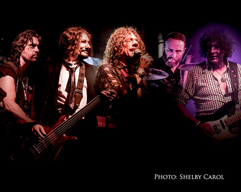 Stuart Smith Discusses Ritchie Blackmore Mentoring Him And The New Heaven And Earth Record