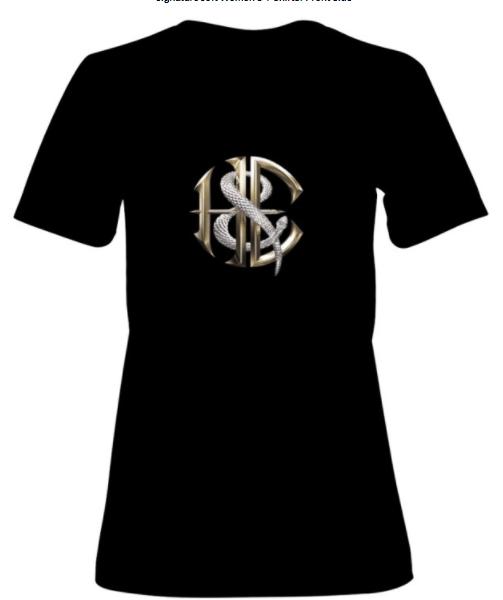 Heaven and Earth Women's Rock T-Shirt